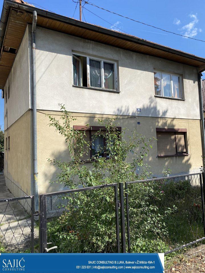 Prodaje se kuća u naselju Nova Varoš